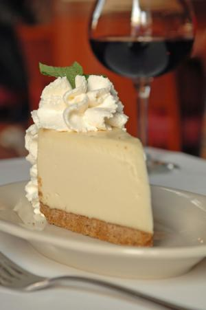 Original Philly Cheesecake
