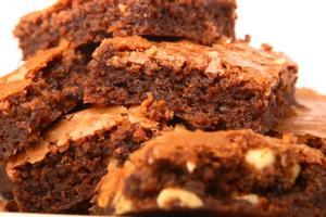 Heath Bar, Pecan Chocolate Chunk Brownies