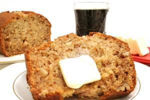 Sister Sarah�s Banana Bread