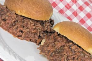 Mary Beth's Sloppy Joes