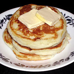 Really Delicious Buttermilk pancakes