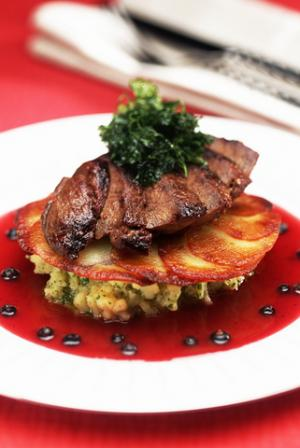 Bill's Venison Or Buffalo Roast