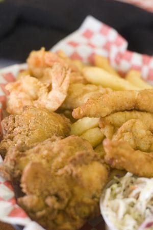 Fried Fish Batter